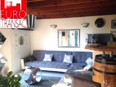 Balaruc le Vieux Villa F3 + BUREAU with small garden and 2 parking spaces