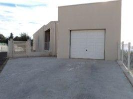 Frontignan maison T4 avec jardin méditerranéen et garage