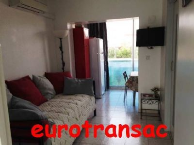 BALARUC BATHS APARTMENT F2 WITH PARKING PRIVATE