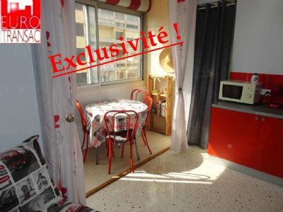 BALARUC BATHS APARTMENT F2 WITH BASEMENT PARKING AND PRIVATE EXCLUSIVE